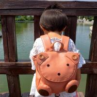 幼儿园儿童书包 女童可爱双肩包宝宝防走失背萌潮