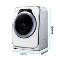 松下(Panasonic)XQG32-A312E 金色3.2公斤宝贝星母婴迷你婴儿童宝宝全自动滚筒洗衣机 多重除菌单脱水