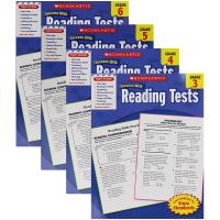 学乐英语阅读测试全英文版 美国小学三至六年级套装 英文版原版美国进口英语小学教材 Scholastic Success