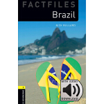 Oxford Bookworms Library: Level 1: Brazil Factfile MP3 Pack