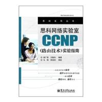 【旧书二手书8成新】思科网络实验室CCNP(路由技术)实验指南 梁广民 电子工业出版社 97871