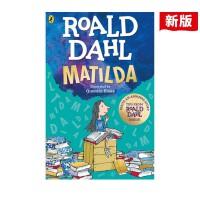 玛蒂尔达 Matilda 英文原版小说 Roald Dahl 罗尔德达尔 儿童故事书 趣味青少年读物获奖文学小说
