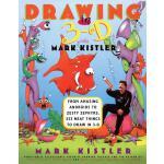 【预订】Drawing in 3-D with Mark Kistler: From Amazing Androids