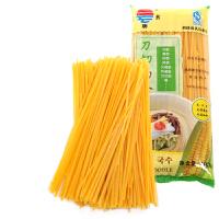 【包邮】三玄 延边朝鲜族玉米面条 特色温面条 (不含汤料)袋装 400g/袋