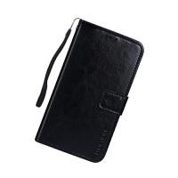 OPPO Reno创意手机保护壳钱包手机套oppo reno翻盖插卡皮套 OPPO Reno 黑色