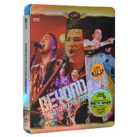 正版DVD光盘 Beyond:beyond2005香港告别演唱会 2DVD碟片原人MTV