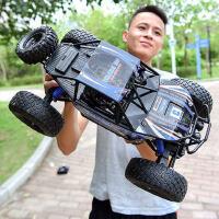 超大号遥控汽车越野车男孩子儿童玩具四驱充电耐摔高速攀爬大脚车