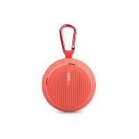 【当当自营】mifa F1无线创意蓝牙音箱户外便携手机迷你小音响插卡骑行低音炮 西瓜红