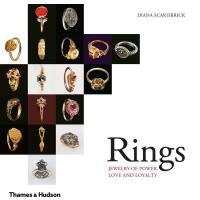 正版 Rings: Jewelry of Power, Love and Loyalty 戒指:权力,爱情和忠诚的珠宝