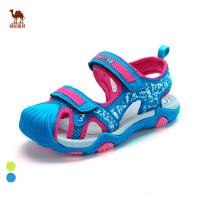 骆驼户外儿童凉鞋新品中大童包头防滑男女童沙滩鞋A623200573