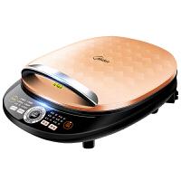 Midea美的电饼铛WJCN30H 深烤盘煎烤机 智能呼吸灯 一键锅盔
