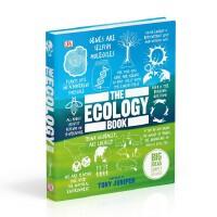英文原版 DK人类的思想百科丛书 生态学 精装 The Ecology Book: Big Ideas Simply