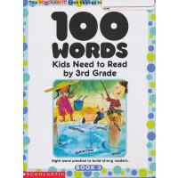 100 Words Kids Need to Read by 3rd Grade 三年级学生必备的100个词汇 ISBN