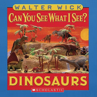 Can You See What I See?: Dinosaurs: Picture Puzzles to Sear
