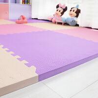 儿童卧室拼图地板垫子宝宝爬行垫拼接泡沫地垫