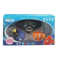 迪士尼 海底总动员多功能水温洗澡玩具套装(小丑鱼尼莫宝宝戏水玩具 婴幼儿童电子温度计)SWL-628