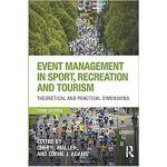 【预订】Event Management in Sport, Recreation and Tourism 97811