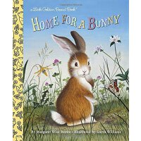 Home for a Bunny (Little Golden Board Book)金色童书:小兔子(卡板书)ISB