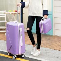 时尚旅游万向轮韩版容量多功能轻松密码箱拉杆箱旅行箱子母箱大小孩子行李箱定制