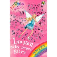 Rainbow Magic: The Dance Fairies 56: Imogen The Ice Dance Fairy 彩虹仙子#56:舞蹈仙子9781846164972
