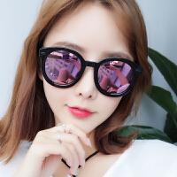 新款偏光太阳镜女潮圆脸墨镜明星同款眼镜眼睛长脸方脸
