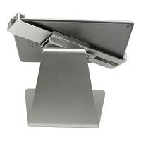 平板支架ipad电脑托架子带锁防盗桌面上展示收银点餐横竖屏多功能