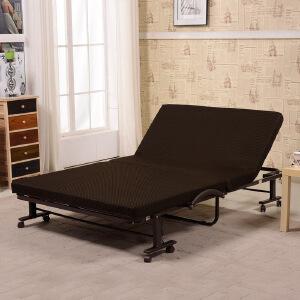 未蓝生活免安装折叠床家庭酒店加床午休值班床 床垫宽120cm厚10cm VLM120