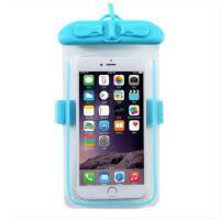 牢固精致潜水手机袋触屏游泳防尘包苹果6s7plus华为夜光拍照手机防水袋潜水套