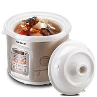 Tonze天际 陶瓷电炖锅 全自动炖煮粥锅 24小时预约高端智能电炖锅 DGD50-50CWD