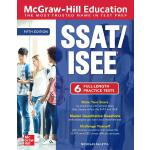 McGraw-Hill Education Ssat/Isee, Fifth Edition 978126045803