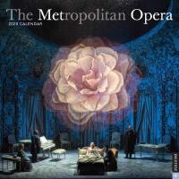 英文原版 纽约大都会歌剧院2020年挂历 进口日历 Metropolitan Opera 2020 Wall Cale