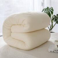 棉花被芯纯棉花棉被加厚保暖被子冬被全棉手工棉絮床垫被褥子