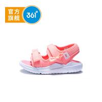 【大牌日�B券�A估�r:64.8】361度童鞋 女童沙��鲂� 小童鞋 2019年夏季新品透��鲂��和��鲂�女童�鲂�K8192