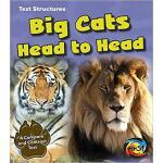 【预订】Big Cats Head to Head: A Compare and Contrast Text 9781
