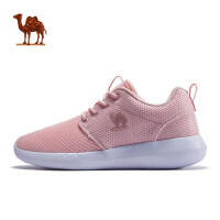 骆驼运动鞋女鞋 2018春季跑步鞋轻便透气时尚百搭舒适缓震休闲鞋