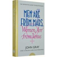 【英文原版】Men Are fromMars Women Are fromVenus 男人来自火星女人来自金星