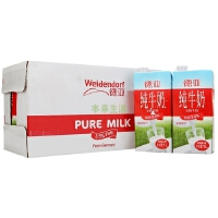 [当当自营]德亚全脂牛奶1L*12-德国进口