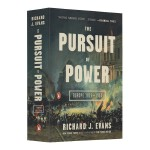 英文原版 企鹅欧洲史・竞逐权力1815-1914 The Pursuit of Power: Europe 1815-