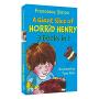 A Giant Slice of Horrid Henry 3 Books in 1 捣蛋鬼淘气包亨利英文原版图书小说 儿童章节书三合一故事集 英文原版进口图书