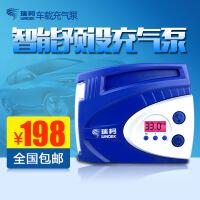 WINDEK瑞柯智能预设充气泵车载充气泵12v便携式汽车充气泵打气泵打气筒RCP-A20A