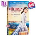 【中商原版】根西岛文学与土豆皮馅饼俱乐部 英文原版 The Guernsey Literary and potato