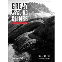 正版 Great Cycling Climbs: The French Alps 伟大的自行车攀登 法国阿尔卑斯山 英文