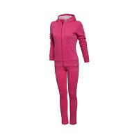 2016春新款正品 李宁运动服套装女装训练开衫卫衣运动AWEL002