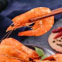 谷源道 麻辣大虾即食1.5kg香辣味鲜香熟食300g*5盒