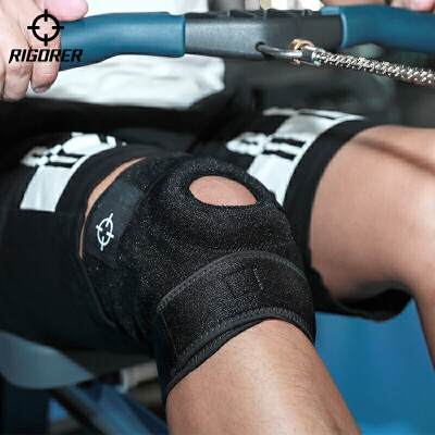 准者运动护膝髌骨膝盖保护篮球羽毛球健身户外跑步护具