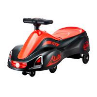 童骑士 儿童电动车玩具汽车卡通摩托车可四轮坐人学步工程车