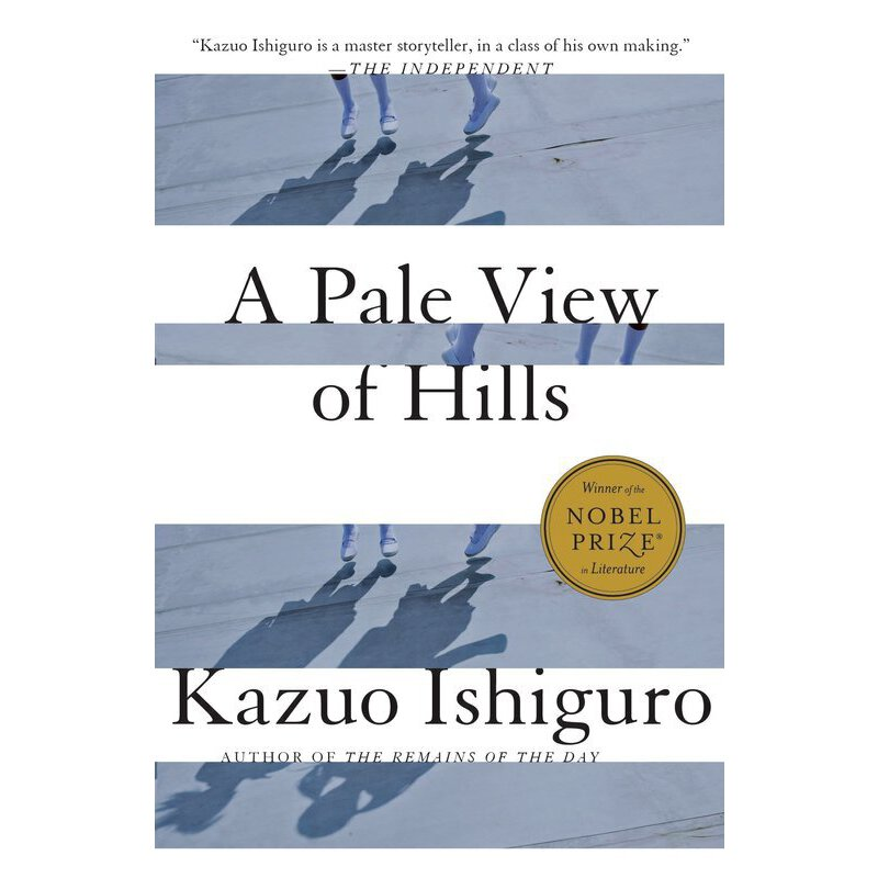 A Pale View of Hills( 货号:9780679722670)