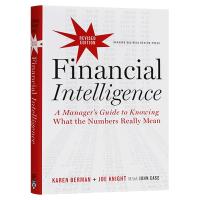 Financial Intelligence Revised Edition 财务智慧 如何理解数字的真正含义 英文原版