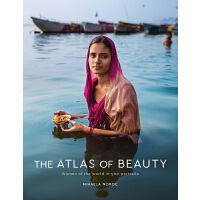 【中商原版】美之地图 英文原版 The Atlas of Beauty: Women of the World in