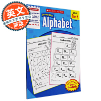 Scholastic Success with Alphabet 学乐成功系列:字母表【英文原版】